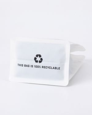 250g Recyclable Box Bottom Pouch